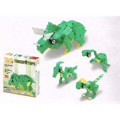 ラキュー ダイナソーワールド トリケラトプス LaQ Dinosaur World Triceratops