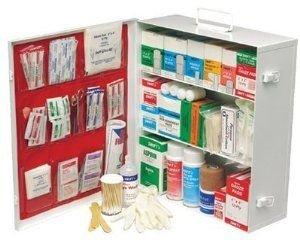 Swift First Aid 714-34180LFP 3 Shelf Standard - Pumpspray W-Liner