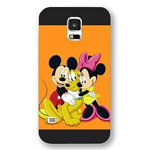 Amazon.com: Customized Black Frosted Disney Cartoon Micky Mouse