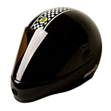 Sector 9 Predator DH6 Downhill Longboard Helmet - Black