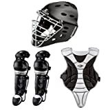 Easton Youth Black Magic Catcher's Gear Box Set by Easton