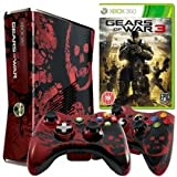 Xbox 360 320GB Gears of War 3 Limited Edition Console including Game
