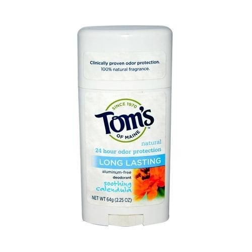 toms-of-maine-natural-long-lasting-deodorant-stick-calendula-225-oz-case-of-6-by-toms-of-maine