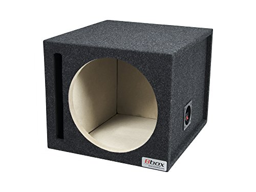 BBox E12SV 12-Inch Single Vented Subwoofer Enclosure (Enclosure Silverado compare prices)