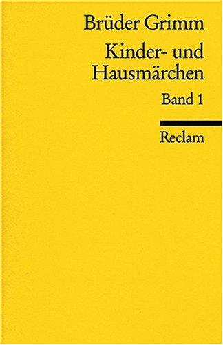 Kinder- und Hausmarchen (German Edition)