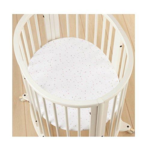 aden + anais Stokke Collection Mini Crib Sheet - 1