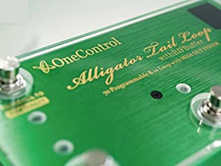 One Control Alligator Tail Loop OC-10A����Specimen KITƱ���ǡ� ��󥳥�ȥ?�� ���ꥲ�������ƥ���롼��