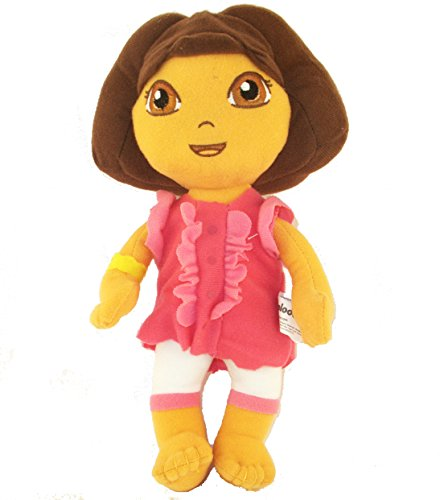 "Dora the Explorer 10"" Soft and Cuddly Doll"