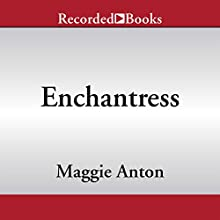 Enchantress: A Novel of Rav Hisda's Daughter (       UNABRIDGED) by Maggie Anton Narrated by Mozhan Marno