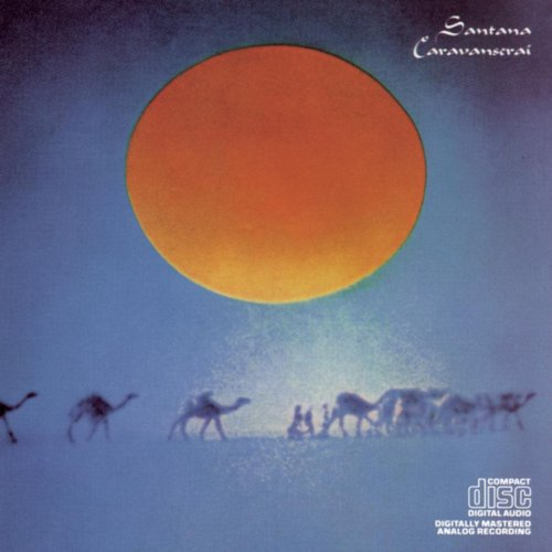 Santana-Caravanserai-Remastered-CD-FLAC-1972-FADA Download