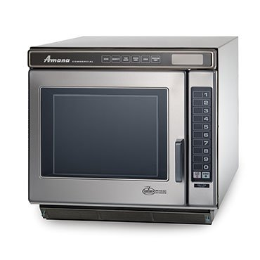 Amana Commercial Microwave Oven Rc17S2 1700 Watts