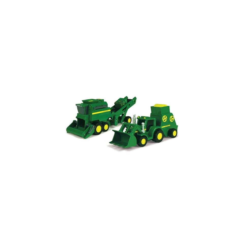 John Deere Power Drive Vehicle Assortment Toys & Games
