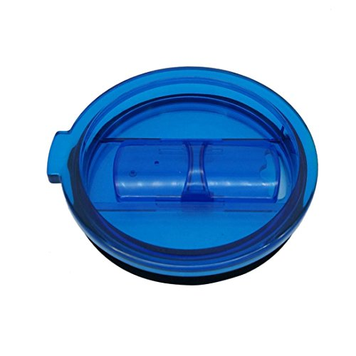 Bigban 1 PC Spill And Splash Resistant Lid With Slider Closure For 30 Oz (Blue) (Funny Trash Can compare prices)