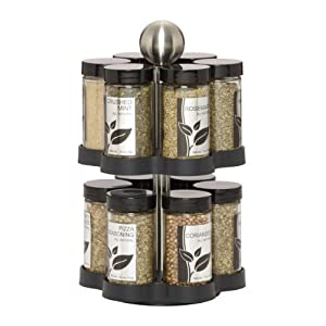 Small Countertop Spice Rack : ... dining kitchen utensils gadgets seasoning spice tools spice racks