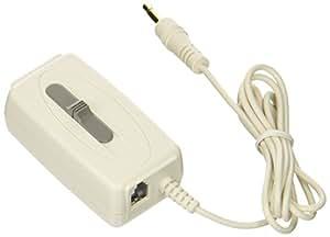 ミヨシ MCO 受話器用 電話録音 アダプタ 白 TRA-H44WH ホワイト