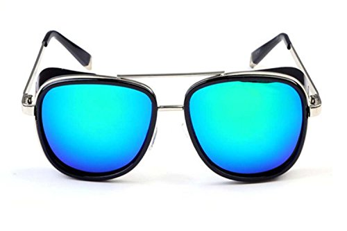 Darkey Wang Fashion Vintage Personality Block Sunglasses For Men And Women (Vogue Tires 15 compare prices)