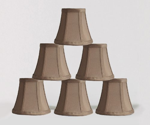 Urbanest 1100463c Set Of 6 Chandelier Mini Lamp Shades 5