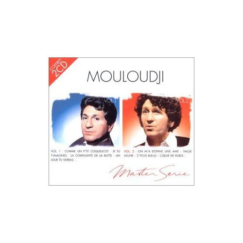 Mouloudji Master Serie   Volume 1 preview 0