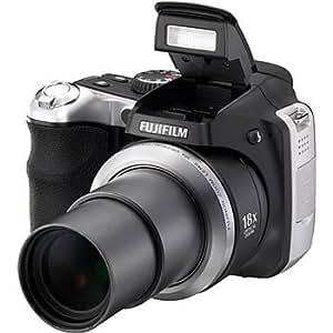 Fujifilm FinePix S8000FD 8MP Digital Camera 18X Zoom (Black/Grey)