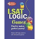 LSAT Logic Games (LSAT Test Preparation) ~ Robert H. Webking