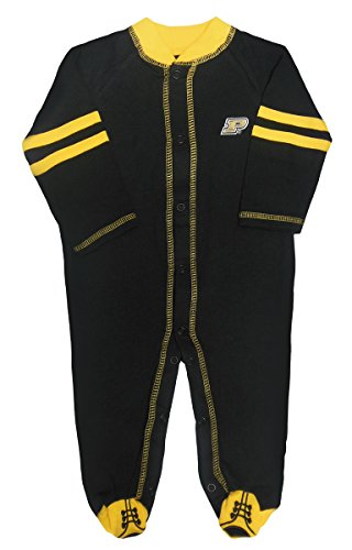 Creative Knitwear Baby Purdue Long Sleeved Footed Romper 3-6 Months (Purdue Baby Clothes compare prices)