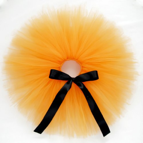 Halloween Scary Pumpkin - Tutu Skirt w Ribbon Bow for Baby, Girl, Toddler & Woman