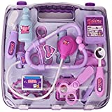 Top Sun Junior Kids Baby Toddler Simulation Medicine Box Doctor Nurses Plastic Medical Set Kits Pretend And Play...