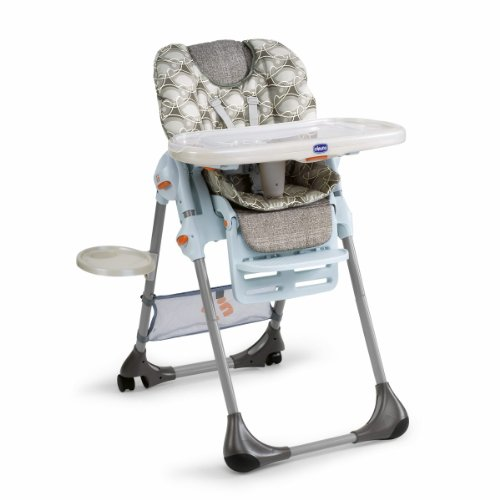 Chicco Polly Highchair (Chick to Chick / Brown)
