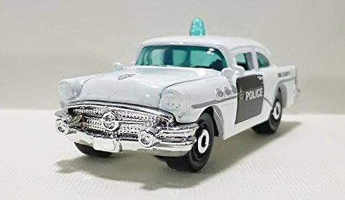 Buick Century Police `56 weiss von Matchbox – MBX Heroic Rescue – USA Polizei Auto jetzt bestellen