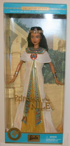 Barbie-2001-Princess-of-The-Nile