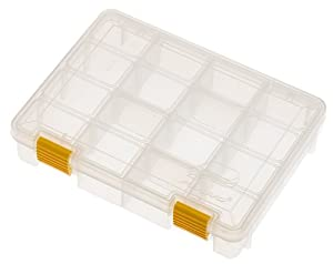Plano 23705-00 Half-Size Stowaway with Adjustable Dividers