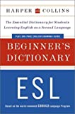 HarperCollins Beginner's ESL Dictionary