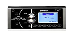 See Rockford Fosgate RFX9900DM Marine AM/FM/SAT/MP3 Digital Media Receiver Details