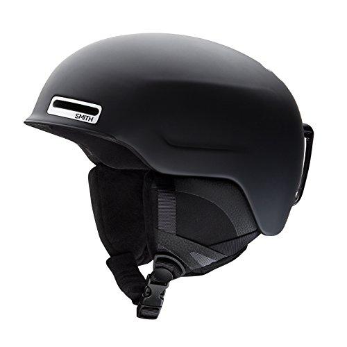 SMITH OPTICS(スミス) スノー ヘルメット MAZE スノボ スノー フリースタイル ヘルメット ギア メンズ Mサイズ MATTEBLACK maze-M-MATTEBLACK
