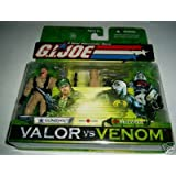 Gi Joe 3 3/4 Valor vs Venom Gung Ho , Neo Viper 2 Pack [Toy]