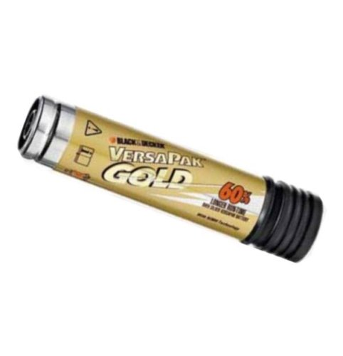 Black & Decker VP110 VersaPak Gold 3.6-Volt 2 Amp Hour NiMH Gold Battery image