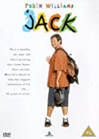 Jack [DVD] [1996]
