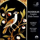Pandolfi: Complete Violin Sonatas