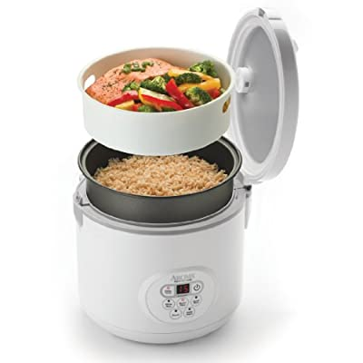 Aroma ARC-1000 Professional Series 20-Cup (Cooked) Sensor Logic Rice Cooker from Aroma