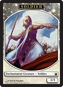 Magic: the Gathering - Soldier Token (3/11) - Born of the Gods