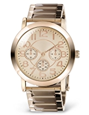 M&S Collection Round Face Analogue Bracelet Watch