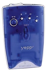Samsung Yepp Hip-Hop 64MB Digital Audio Player (Blue)