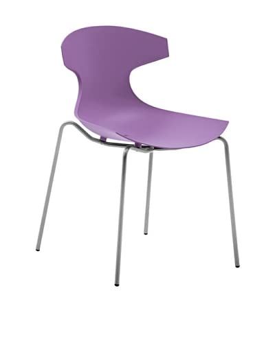 Domitalia Echo Chair, Lilac