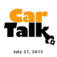 Car Talk, The Exercise Diaries, July 27, 2013  by Tom Magliozzi, Ray Magliozzi Narrated by Tom Magliozzi, Ray Magliozzi