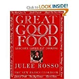 Great Good Food (0679744606) by Rosso, Julee
