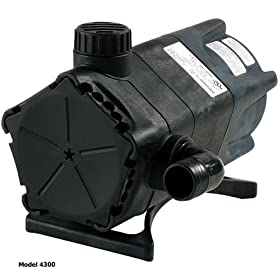 Little Giant WGP-65-PW 566409 1900 GPH Premium Pond Pump