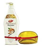 #2: Dabur Almond Shampoo, 350ml with Free Gold Pouch