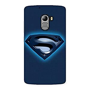 Blue Day Multicolor Back Case Cover for Lenovo K4 Note