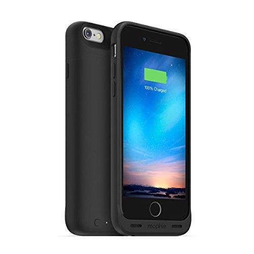 日本正規代理店品・保証付mophie juice pack reserve for iPhone 6s/6 バッテリーケース ブラック MOP-PH-000122