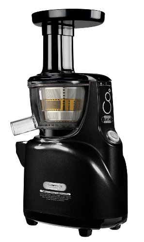 Kuvings NS-900 Silent Upright Masticating Juicer, Black